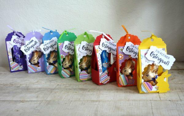 Süßigkeiten liebevoll verpackt!